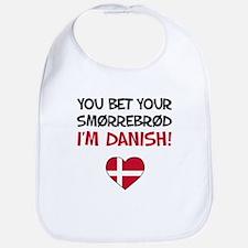 Bet Smorrebrod Im Danish Bib