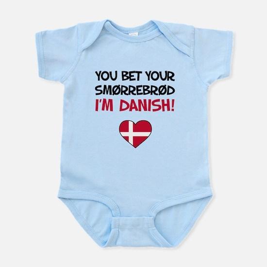 Bet Smorrebrod Im Danish Body Suit