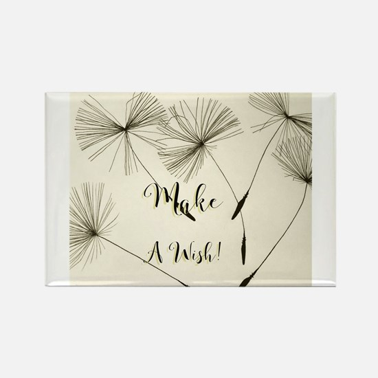 Make a wish design Magnets