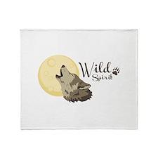 Wilf Spirit Throw Blanket