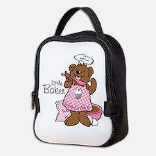 Bear Little Baker Neoprene Lunch Bag