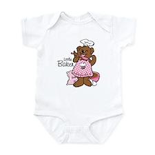 Bear Little Baker Infant Bodysuit