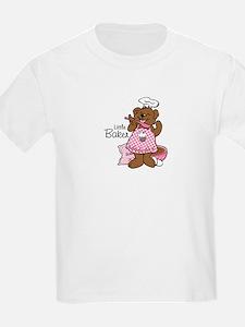 Bear Little Baker T-Shirt