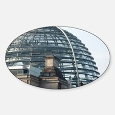 reichstag dome Decal
