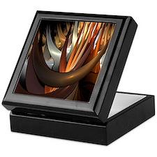 Spike Fractal Keepsake Box