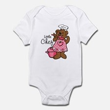 Bear Little Chef Infant Bodysuit