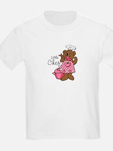 Bear Little Chef T-Shirt