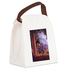 Maxfield Parrish Daybreak Canvas Lunch Bag