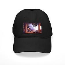 Maxfield Parrish Daybreak Baseball Hat