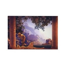Maxfield Parrish Daybreak Magnets
