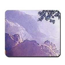 Maxfield Parrish Daybreak Mousepad