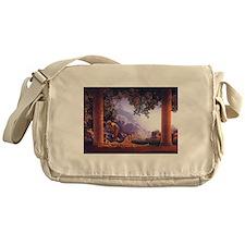 Maxfield Parrish Daybreak Messenger Bag