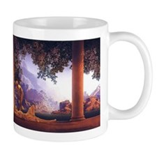 Maxfield Parrish Daybreak Mugs