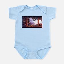 Maxfield Parrish Daybreak Body Suit