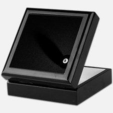 Eight Ball Keepsake Box