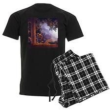 Maxfield Parrish Daybreak Pajamas