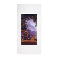 Maxfield Parrish Daybreak Beach Towel