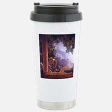 Maxfield Parrish Daybreak Travel Mug