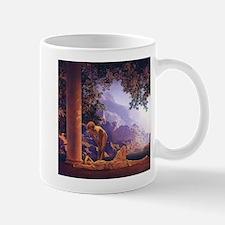 Maxfield Parrish Daybreak Mugs