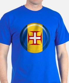 Madeira islands flag T-Shirt