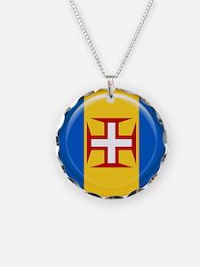 Madeira islands flag Necklace