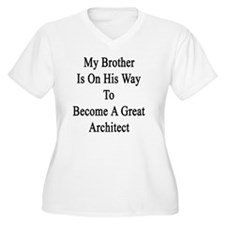 My Brother Is On  T-Shirt