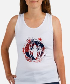 Spiderman Paint Women's Tank Top