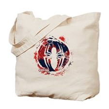 Spiderman Paint Tote Bag