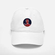 Spiderman Sketch Baseball Baseball Cap