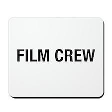 Film Crew Mousepad