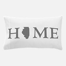 Illinois Home State Pillow Case
