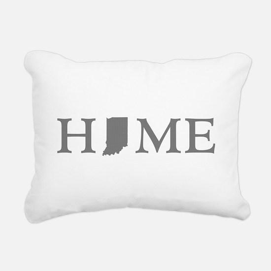 Indiana Home Rectangular Canvas Pillow