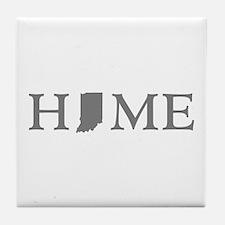 Indiana Home Tile Coaster