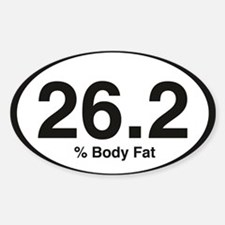 26.2 % body fat Decal