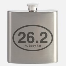 26.2 % body fat Flask