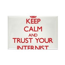 Keep Calm and trust your Internist Magnets