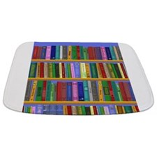 Bookshelf Bathmat