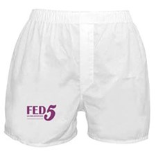 FED 5 Boxer Shorts