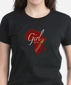 Girl on a Mission T-Shirt