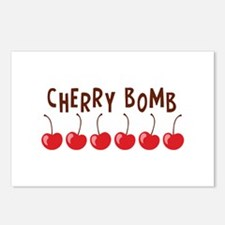 Cherry Bomb Postcards (Package of 8)
