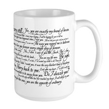 twi quotes Mugs