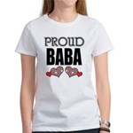 Proud BABA (2) Women's T-Shirt