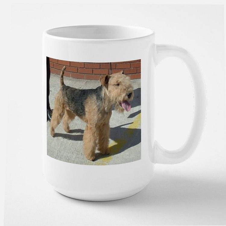 lakeland terrier full Mugs
