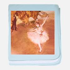 Ballet Dancer Degas Impressionist Painting baby bl