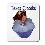 Texas Cupcake Mousepad