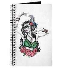Sugar Skull Gyspy Journal