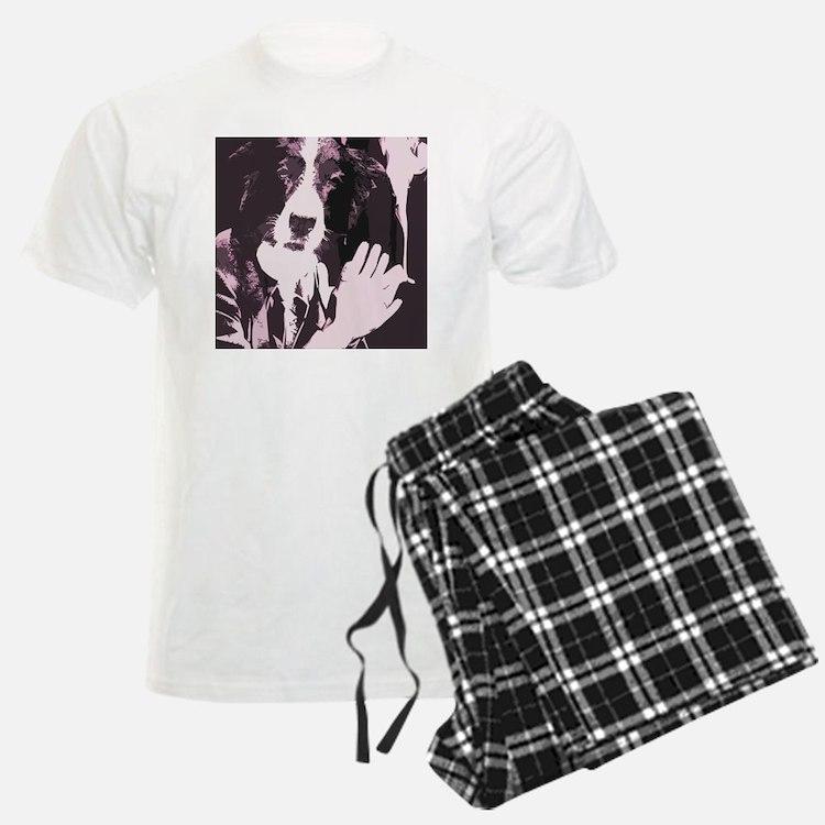 Smoking Dog Pajamas