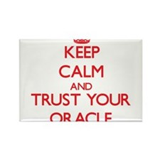 Keep Calm and trust your Oracle Magnets