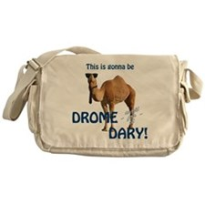 This is gonna be DROME...DARY Messenger Bag