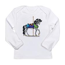 The Carousel Horse Long Sleeve T-Shirt